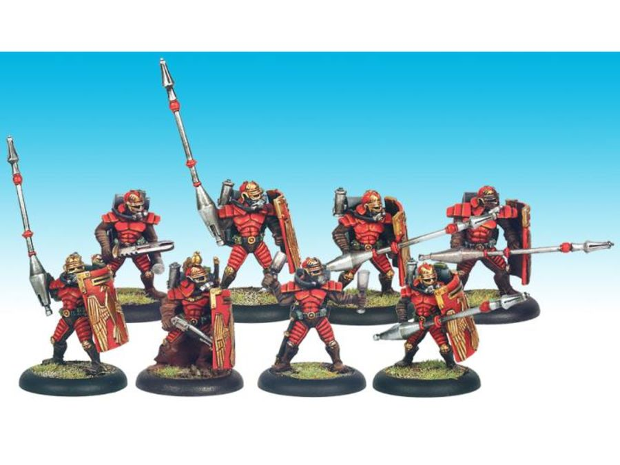 Junkers Legionary Lancers