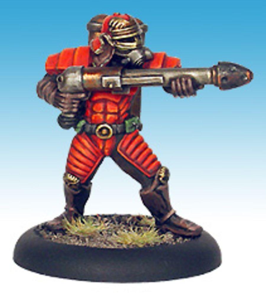 Junkers Legionary Flamethrower