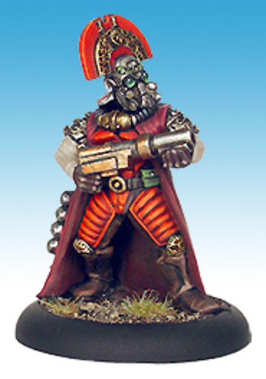 Junkers Praetorian Hellfire Trooper