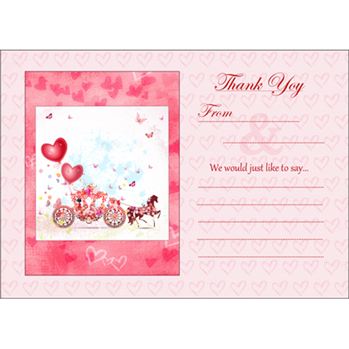 10 Thank You Cards