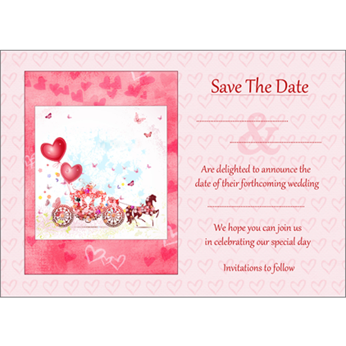 10 Save The Date Cards