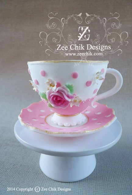 Zee Chik Cup & Saucer Former