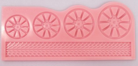 Zee chik Alloy Wheel Mould