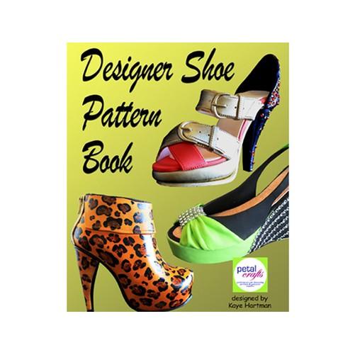 Petalcrafts Designer Shoe Pattern Kit By Petal Crafts