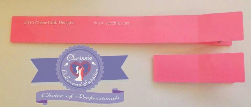 Zee Chik Scraper top attachment & little clip
