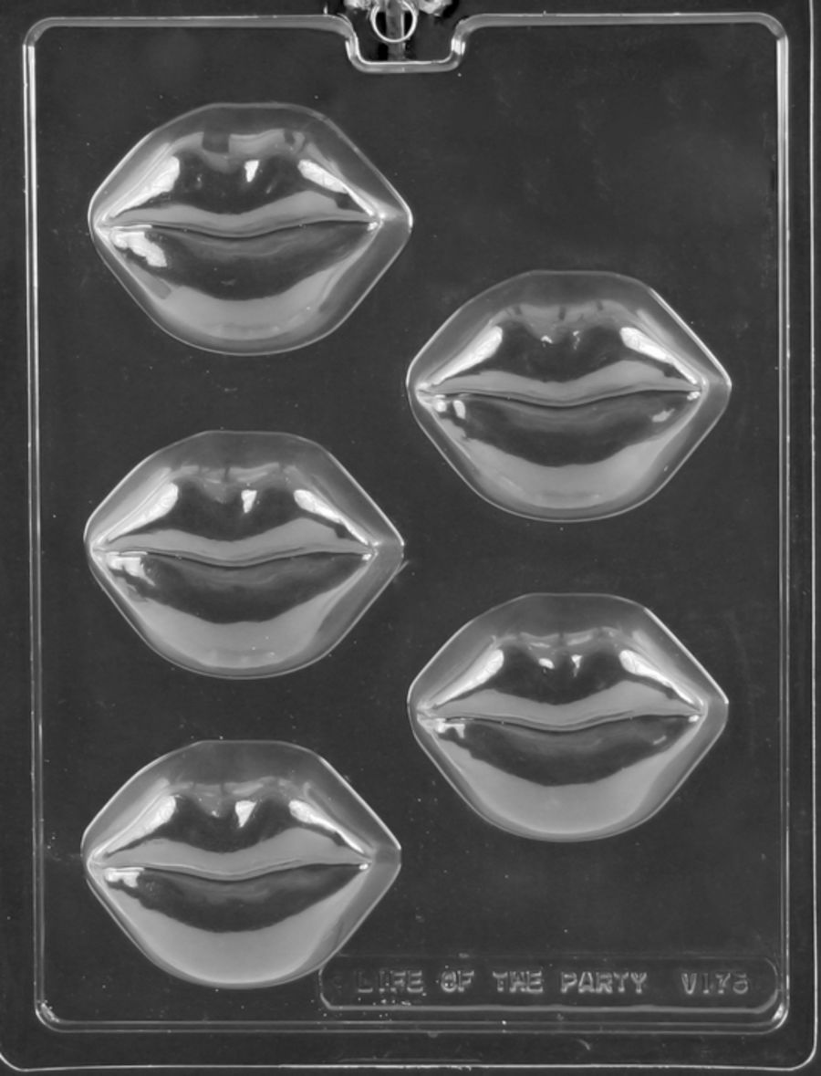 Full Lips Cookie Oreo cookie mould C466