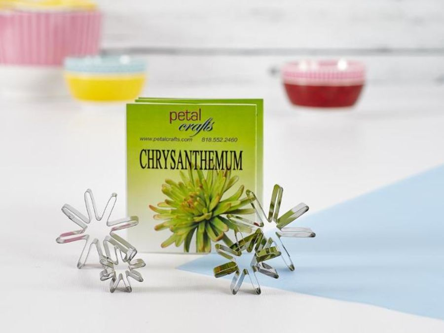 Petal Crafts Chrysanthemum Cutter Set