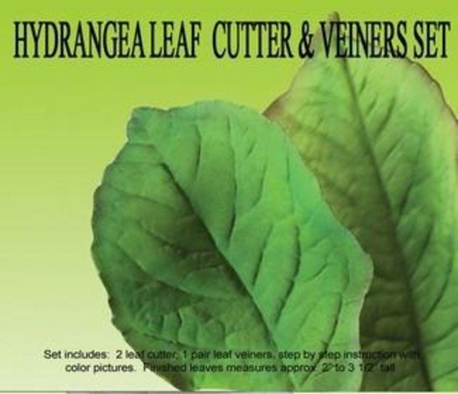 Petal Crafts Hydrangea Leaf Cutter Set