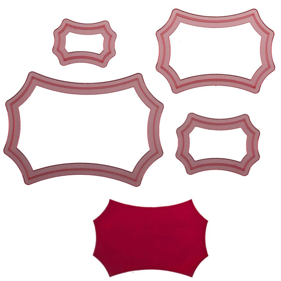 Sweet Elite Isabella Frame Cutter Set