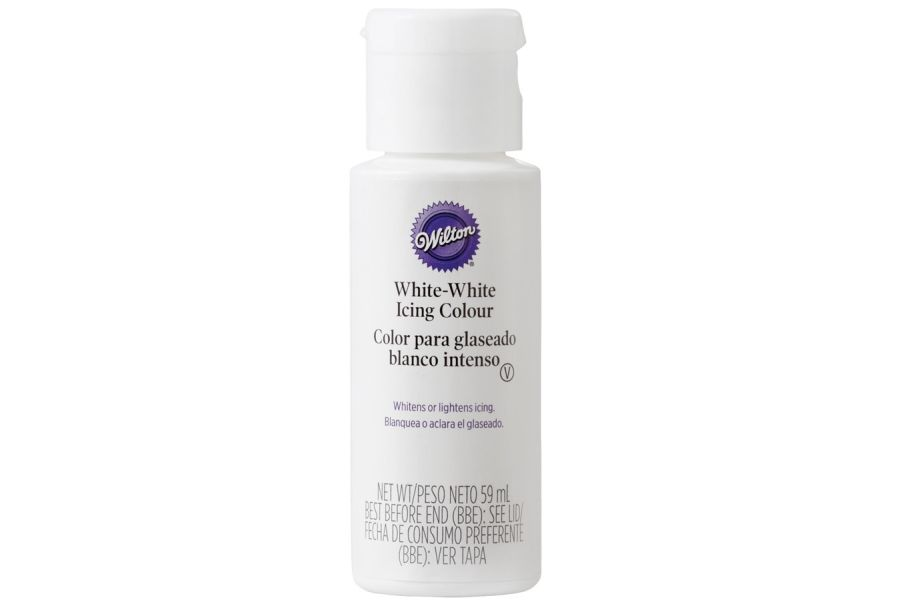 Wilton White white icing colour - Icing whitener