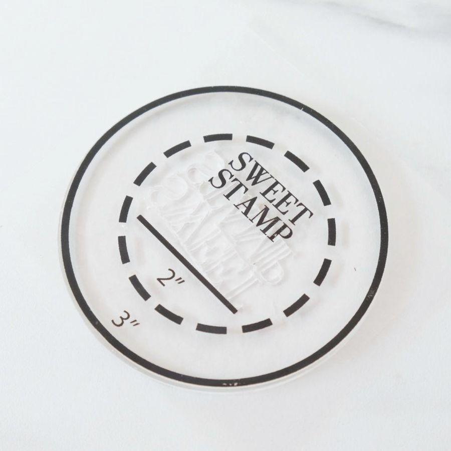 SweetStamp - PickUpPad Round