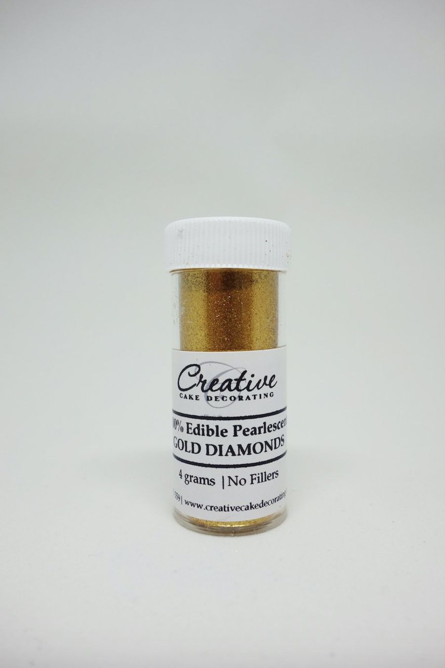 Pearlescent Gold Diamonds