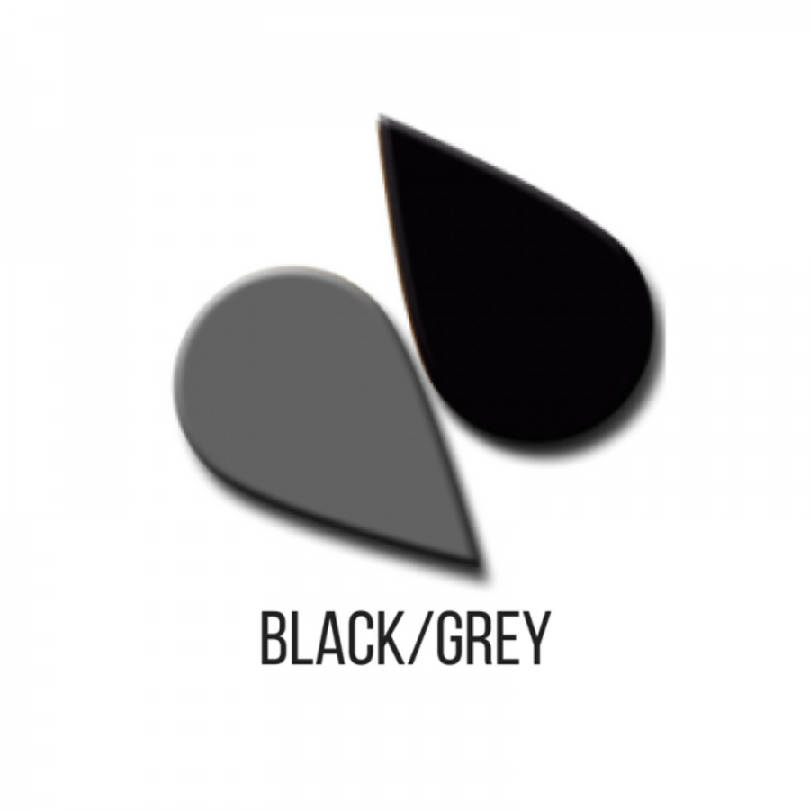 Creative Cake decorating BLACK GREY - Paste 25g /Liquid 25ml