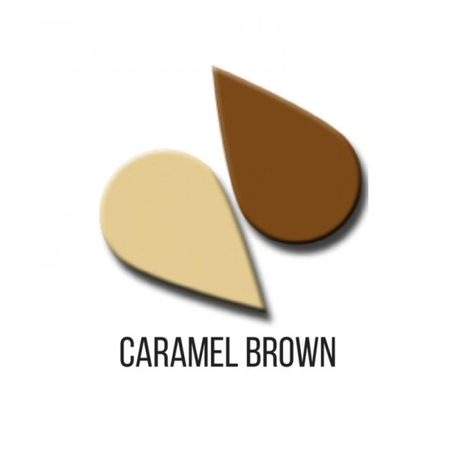 Creative Cake decorating CARAMEL BROWN - Paste 25g /Liquid 25ml