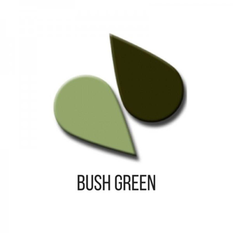 Creative Cake decorating BUSH GREEN - Paste 25g /Liquid 25ml