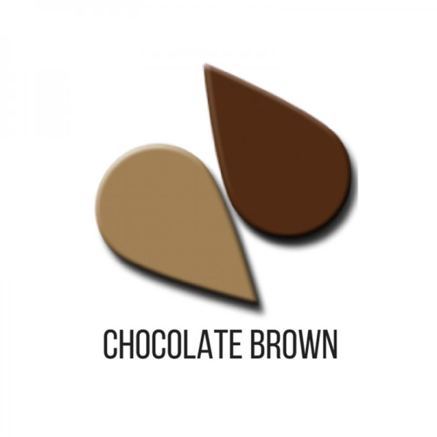 Creative Cake decorating CHOCOLATE BROWN - Paste 25g /Liquid 25ml