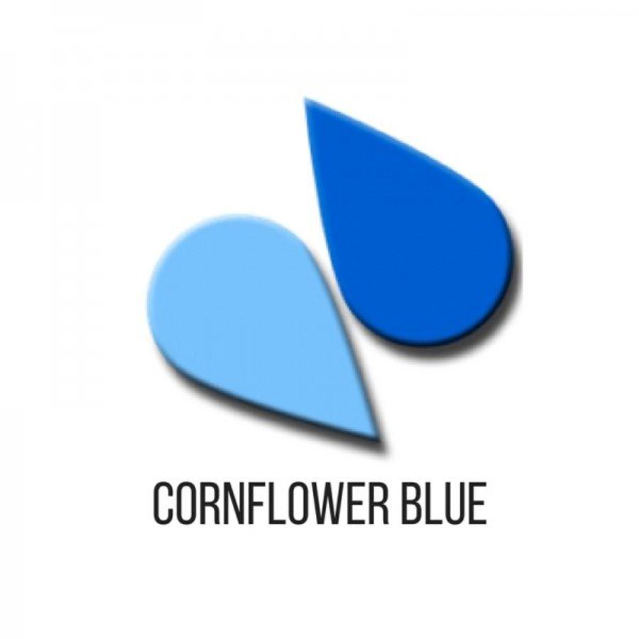 Creative Cake decorating CORNFLOWER BLUE - Paste 25g /Liquid 25ml