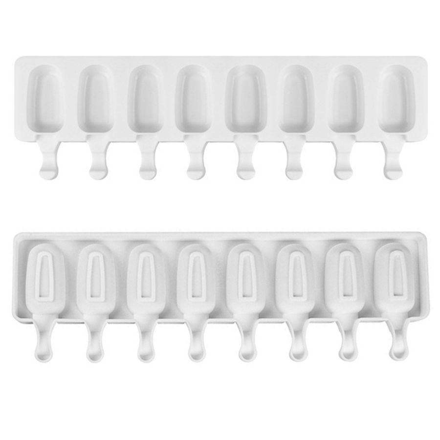 Mini Cakesicle Popsicle Ice cream mould - 8 cavity