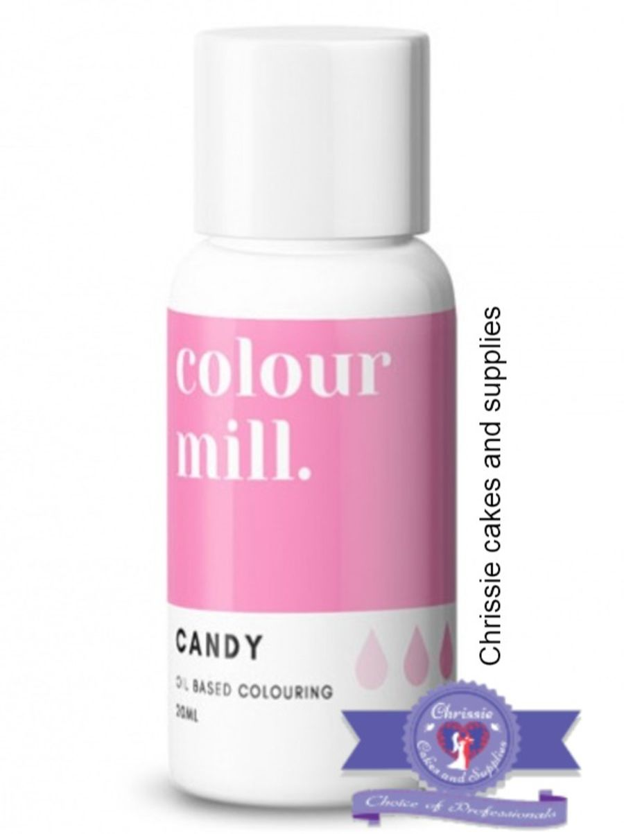 COLOUR MILL - OIL BASED COLOUR - CANDY 20ML