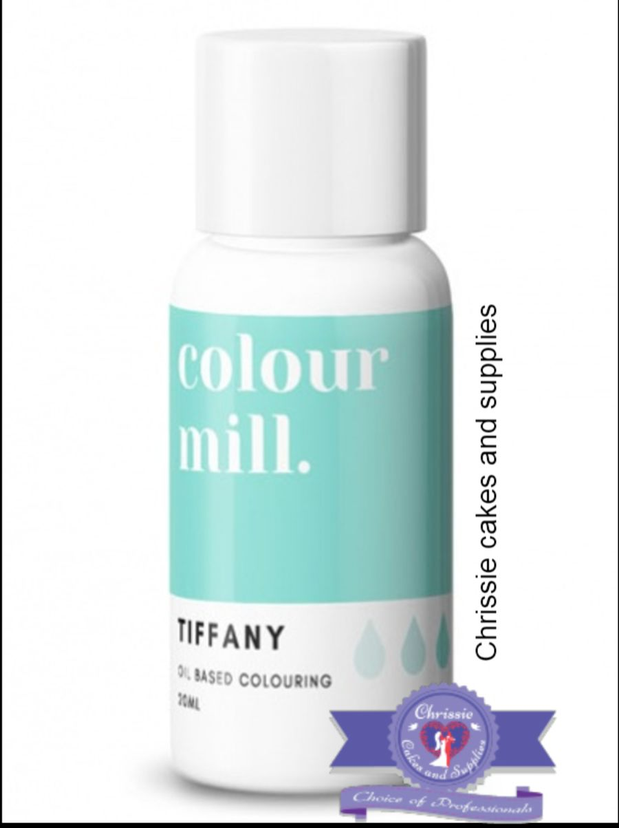 COLOUR MILL - OIL BASED COLOUR - TIFFANY 20ML