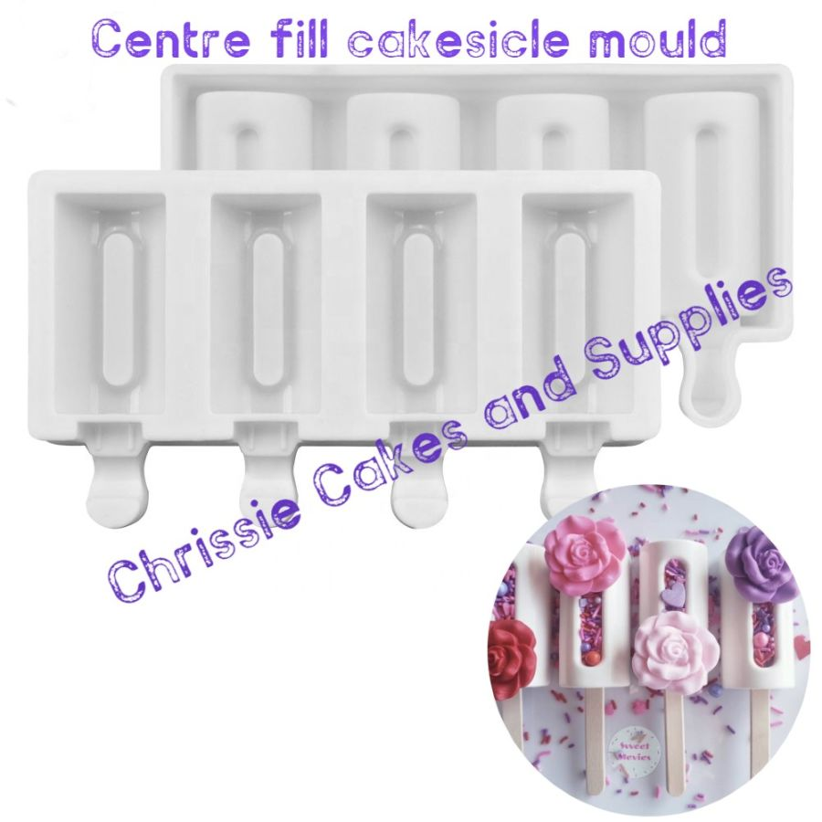 Centre Fill Cakesicle Popsicle Mould