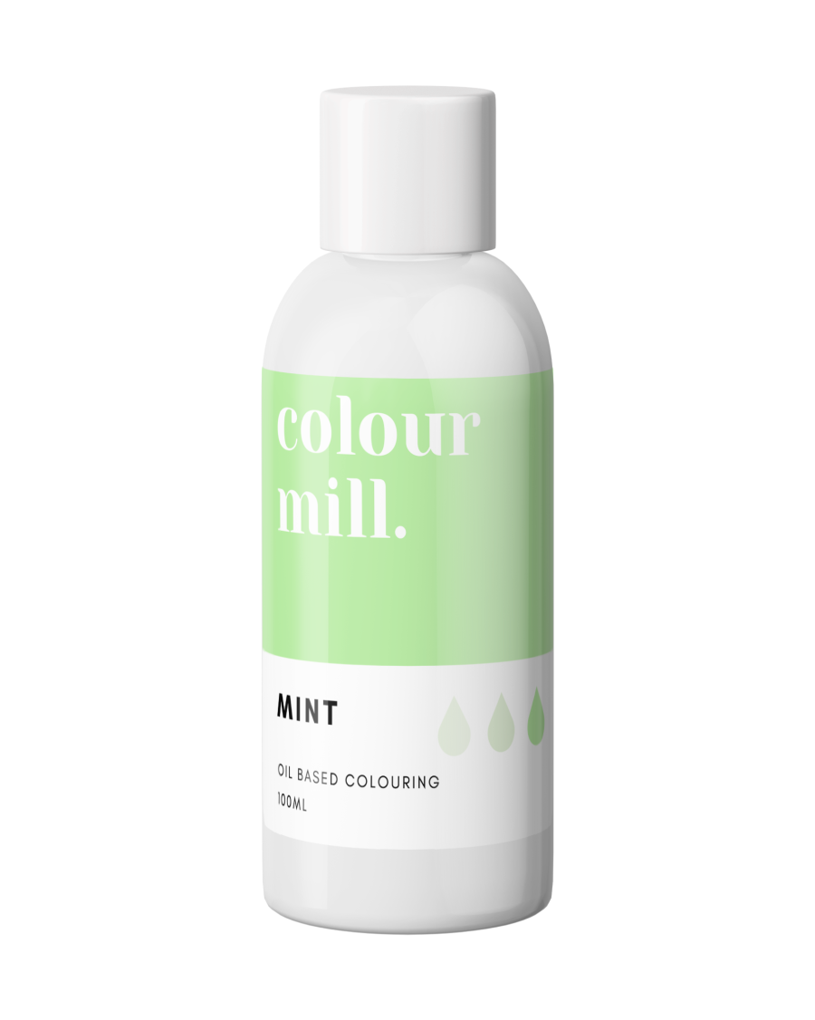 COLOUR MILL - OIL BASED COLOUR - MINT 100ML