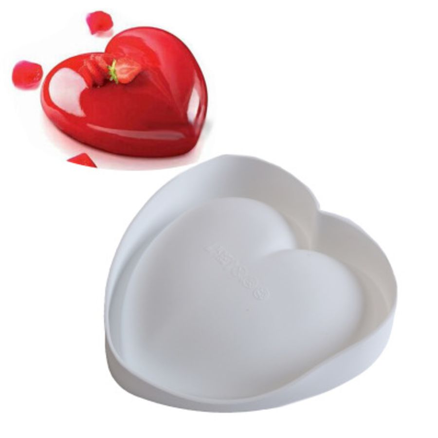 Heart shaped Mousse Mould