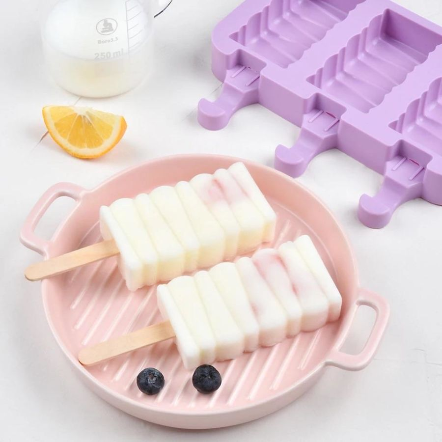 LARGE Groovy Cakesicle Mould
