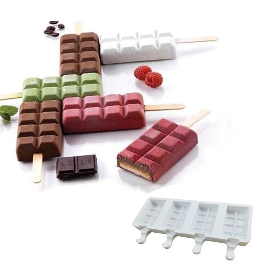 CHUNKY BAR CAKESICLE MOULD