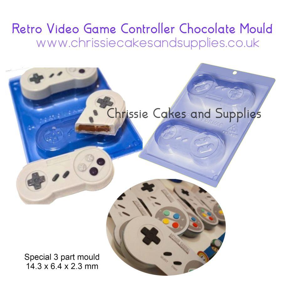 Retro Video Game Controller - PFM 04