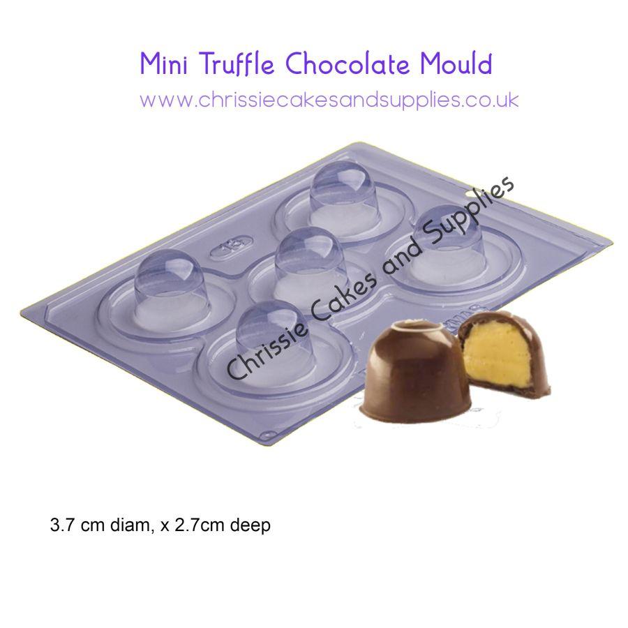 Mini Truffle Chocolate Mould - PFM 13