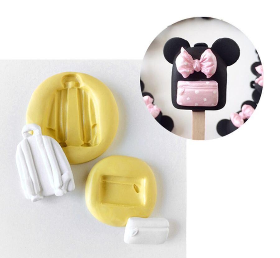 Unforgedible Art BackPack Mould