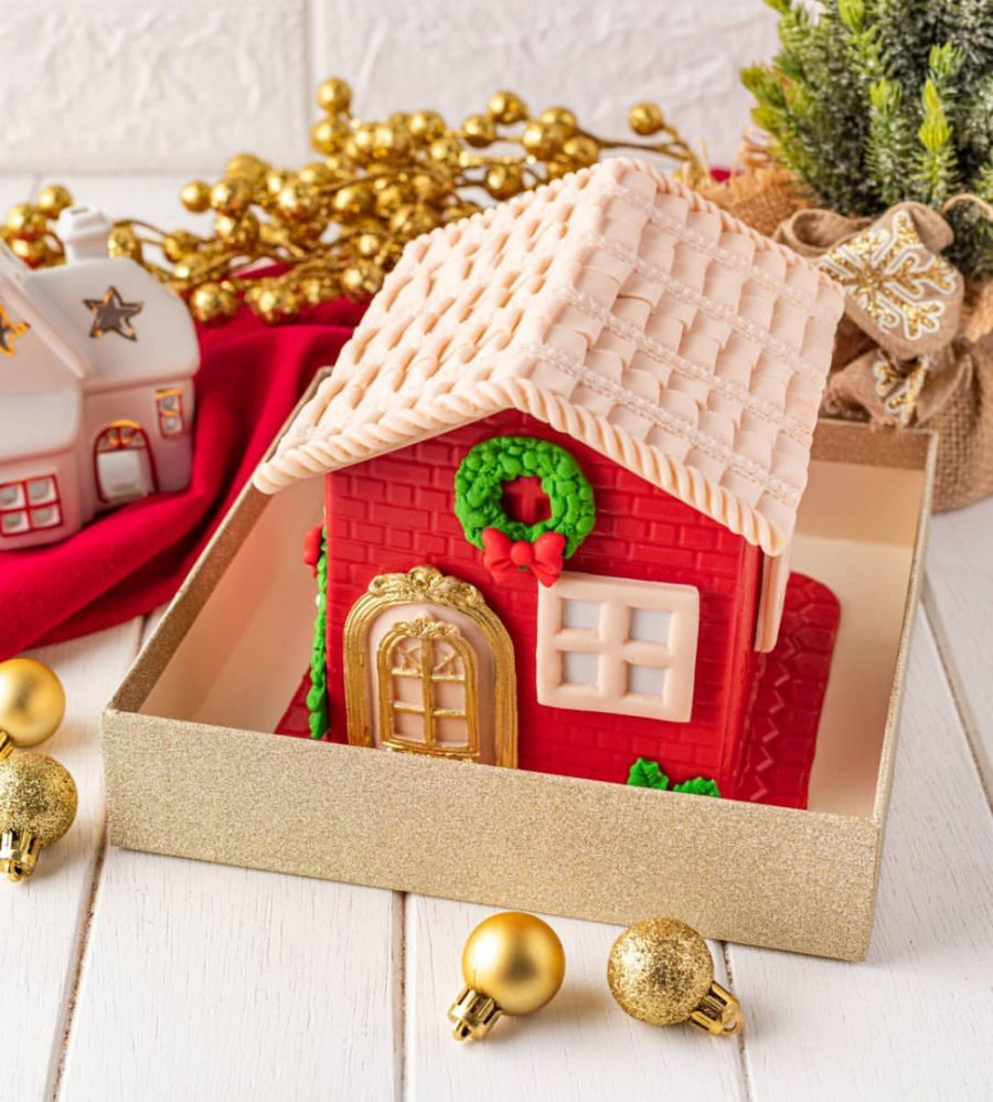 CHOCOLATE HOUSE MODELING TEXTURE BOARD SHEET - PFM 850