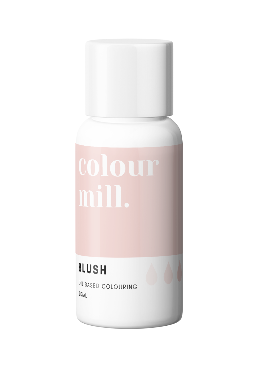 COLOUR MILL - OIL BASED COLOUR - BLUSH 20ML