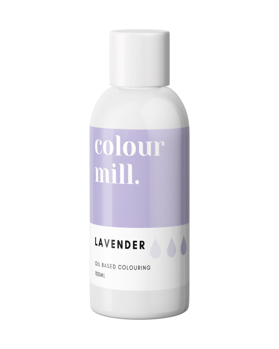 COLOUR MILL - OIL BASED COLOUR - LAVENDER 100 ML