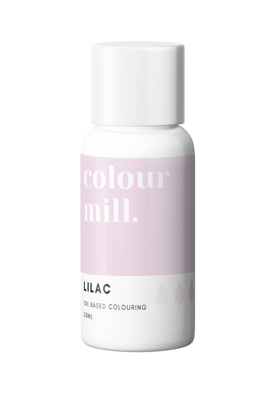 COLOUR MILL - OIL BASED COLOUR - LILAC 20ML