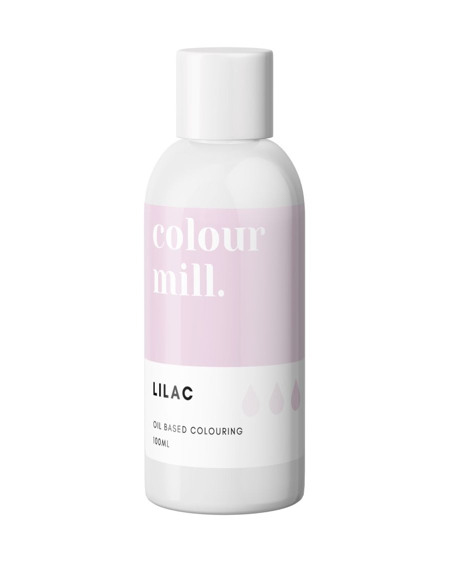 COLOUR MILL - OIL BASED COLOUR - LILAC 100ML