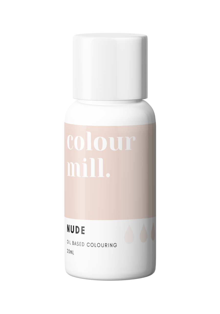 COLOUR MILL - OIL BASED COLOUR - NUDE 20ML