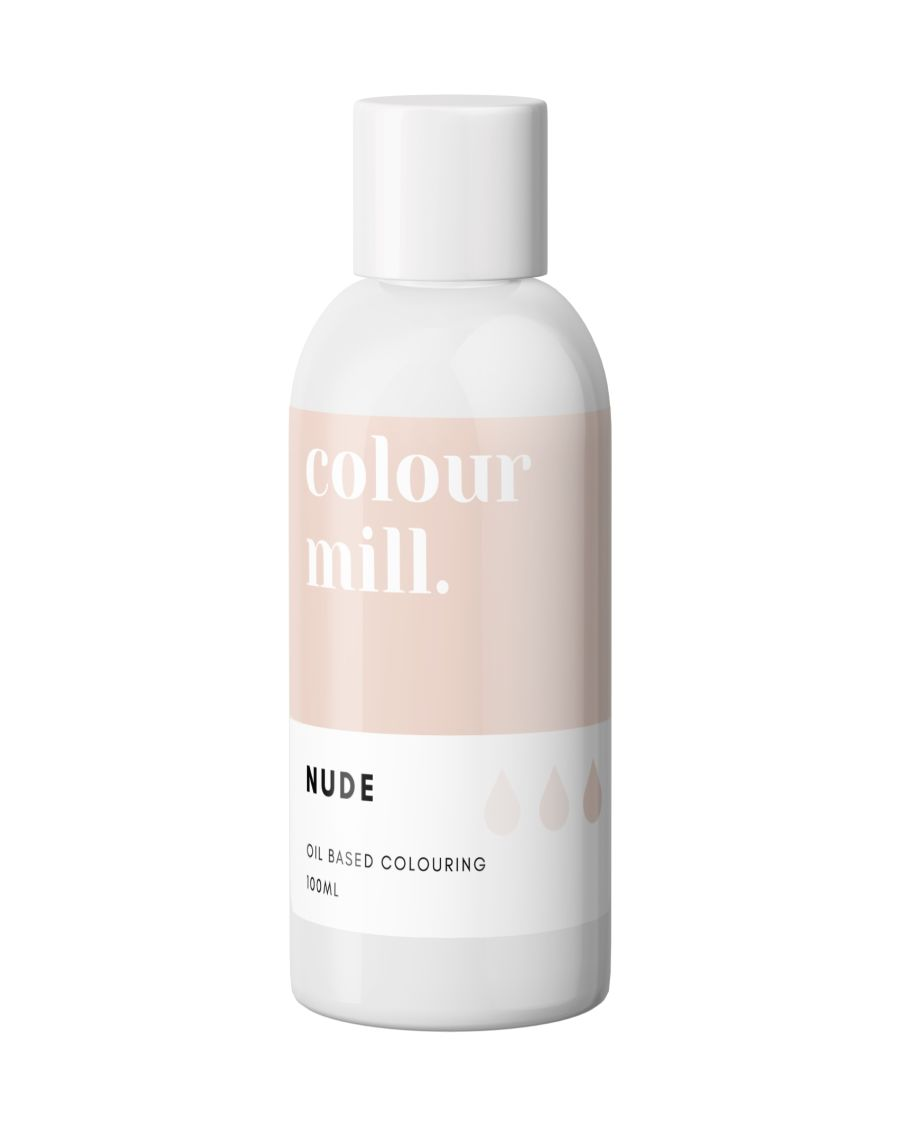 COLOUR MILL - OIL BASED COLOUR - NUDE 100ML