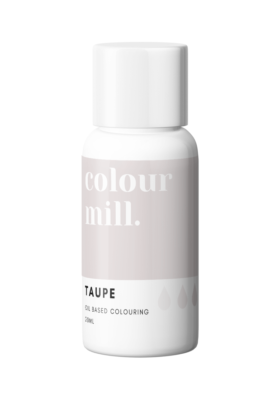 COLOUR MILL - OIL BASED COLOUR - TAUPE 20ML