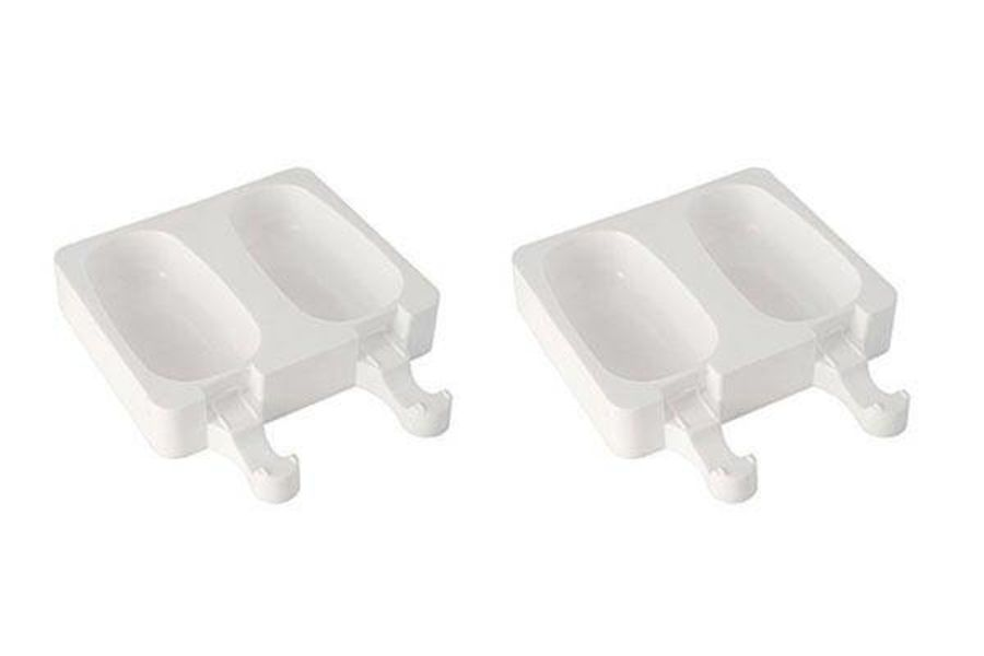 Silkomart GEL01 CLASSIC - SET 2 EASY CREAM Cakesicle mould