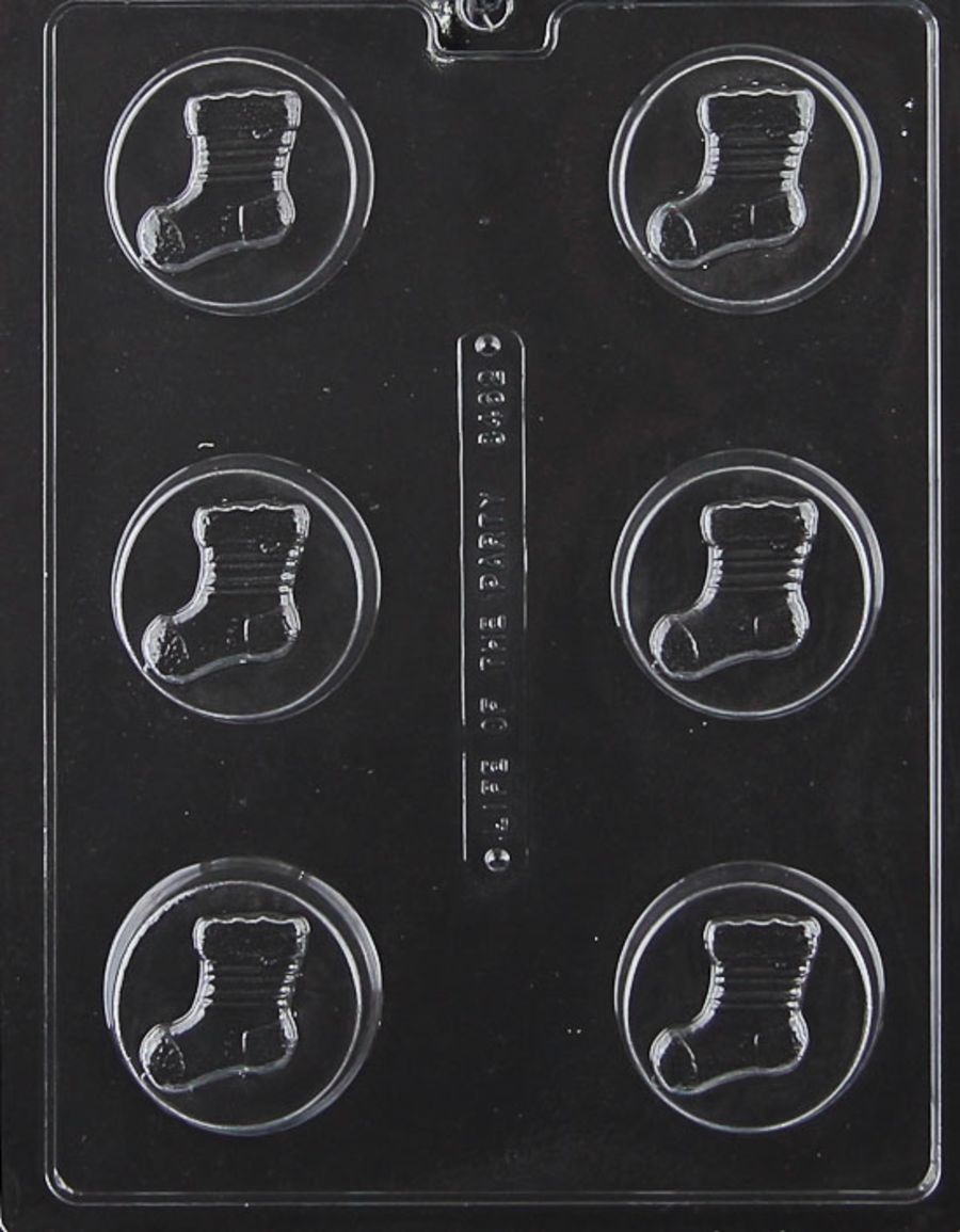STOCKING OREO COOKIE MOULD - C462