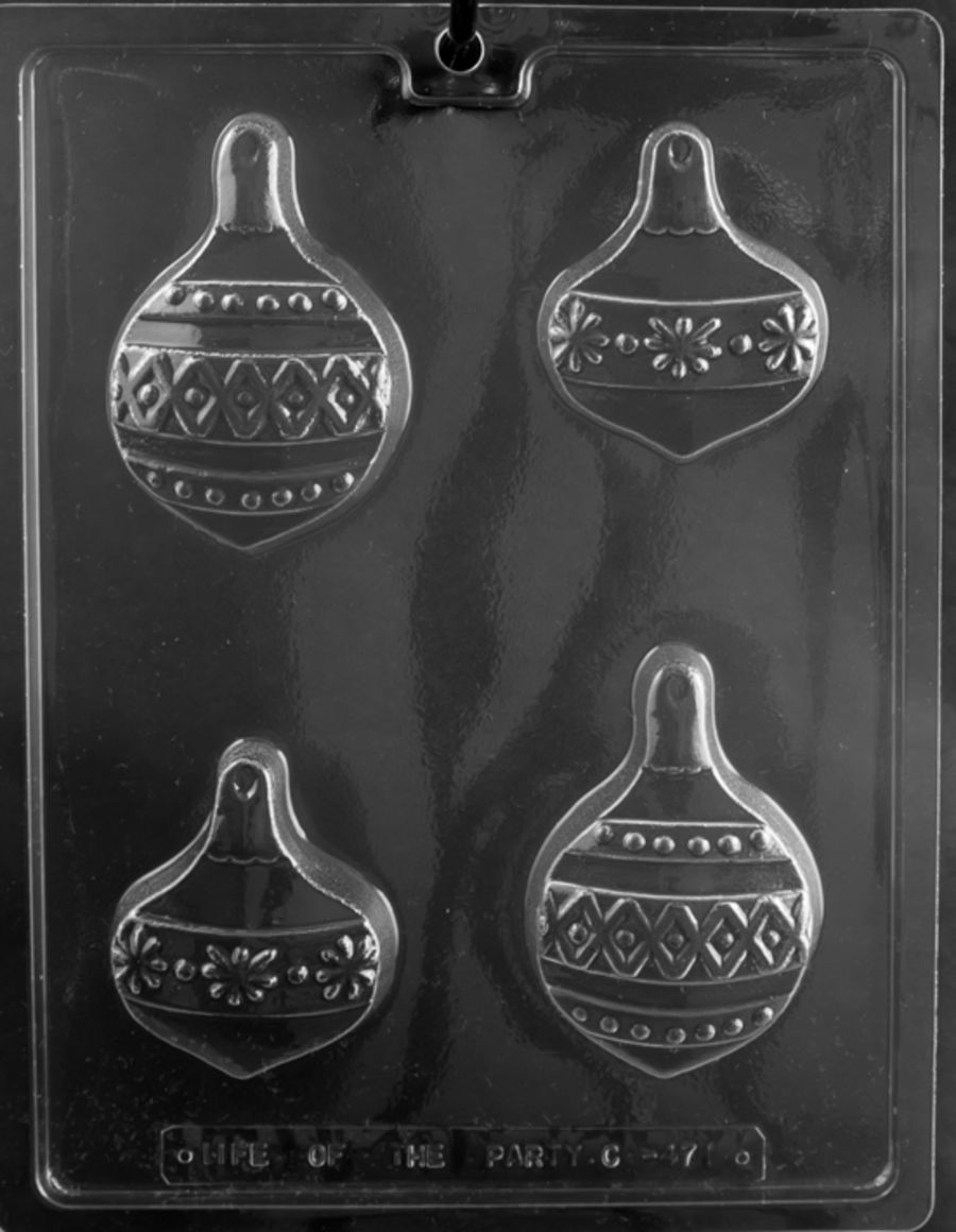 Ornament Oreo Cookie Mould - C471
