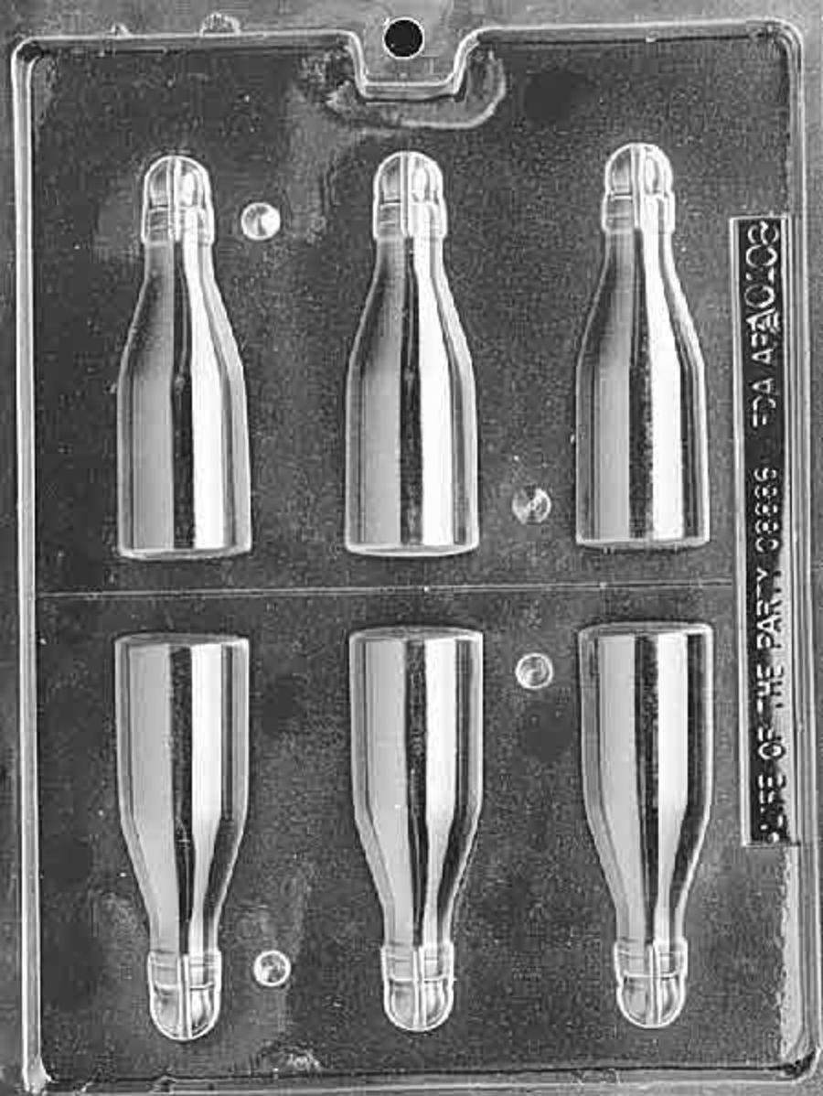 6 cavity small bottle - AO106
