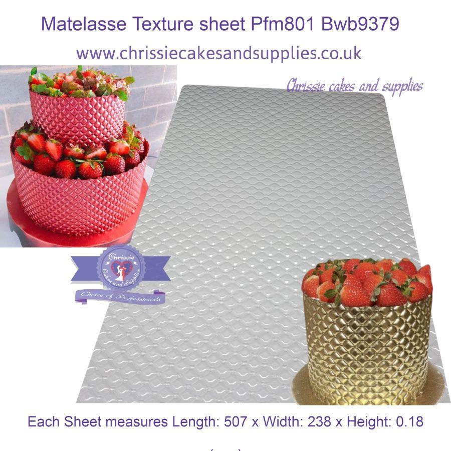 Matelasse Texture sheet Pfm801 Bwb9379