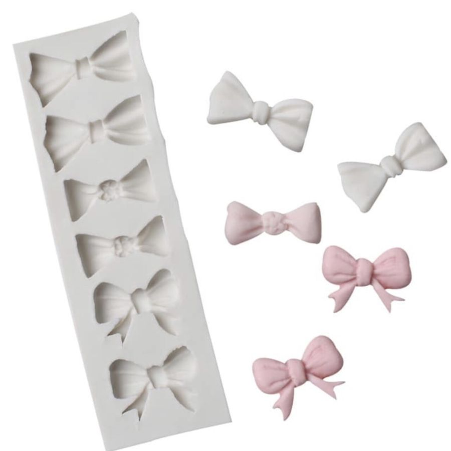 BOW Topper silicone mould