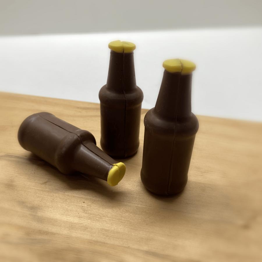 Beer / Liquor bottle 3 part chocolate mould BWB 9875