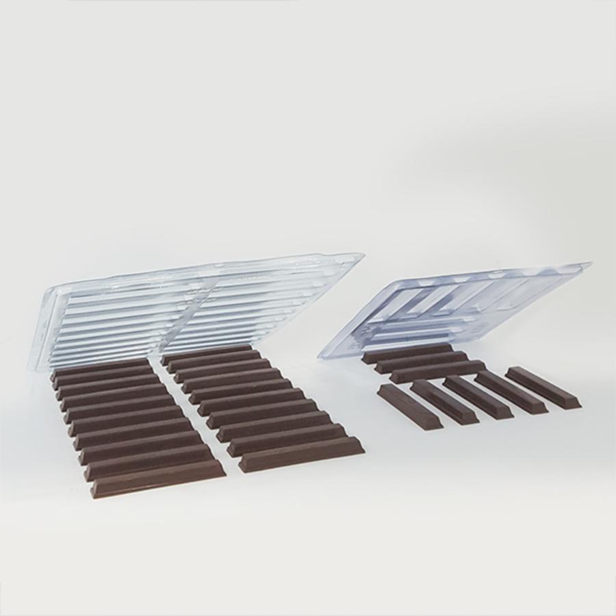 BWB 3536 - SP 35 Kat Kit Type 14g- Single part chocolate mould
