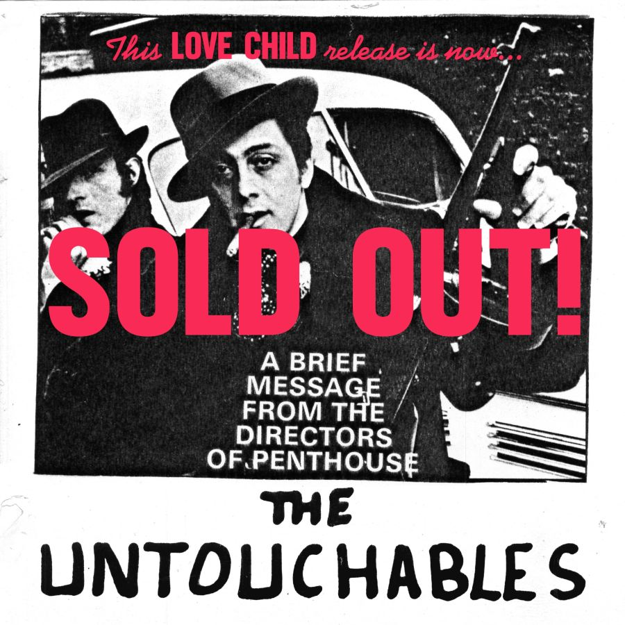 THE UNTOUCHABLES In Their Eyes