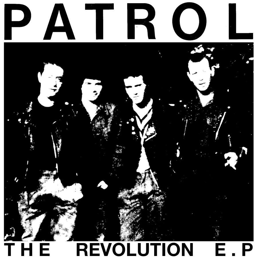 PATROL Revolution E.P.